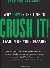 book cover of Crush It