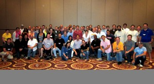 Photo of the FortuneBuilders Real Estate Coaches at the MGM Grand in Las Vegas