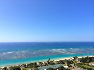 Nauru Tower for sale - ocean view